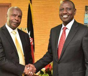 DP Ruto-Kibwana meeting sparks Wiper jitters