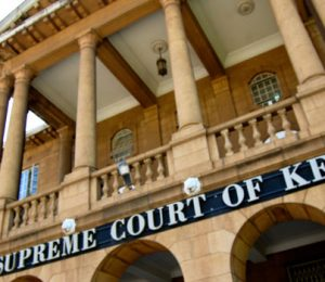 Supreme Court registry makes accommodation for receipt of Raila petition