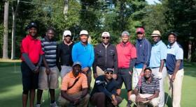 2016 Safari Boston Golf Club highlights