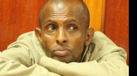 Terror Suspect Arrested Taking Rounds At Uhuru's Rural House