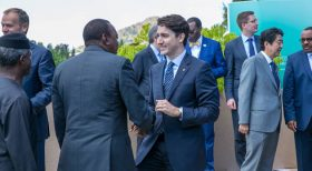 President Kenyatta invites Trudeau to Kenya, receives G20 invite himself from Merkel
