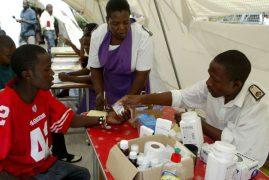 Scientist warns of drug resistant typhoid strain