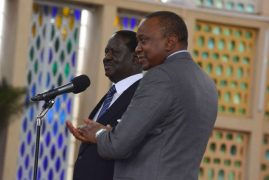 US wants Uhuru and Raila to hold talks on repeat poll