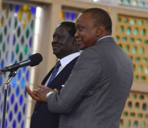US wants Uhuru and Raila to hold talks on repeat poll