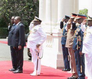 Namibia backs Kenya's UN Security Council bid
