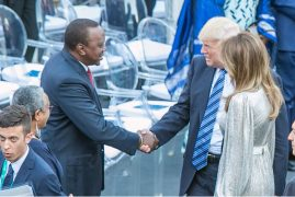 Trump to host Uhuru at White House, discuss trade and security