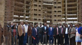 Construction for Konza City HQ set to be complete in November