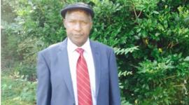TRANSITION/DEATH ANNOUNCEMENT of Canon Zacharia Warutere Githinji of Atlanta