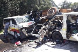 Road crashes claim over 150 in 2 weeks in Kenya, report shows