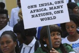 India: Kenyan and Nigerian students hospitalized in twin mob attacks