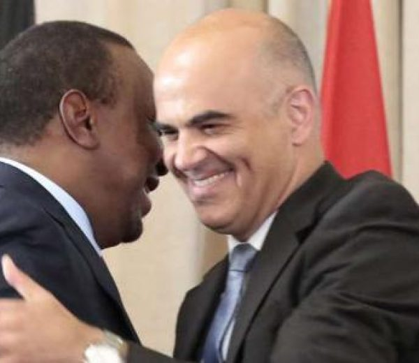 Wealthy Kenyans stash Sh96bn in Swiss banks
