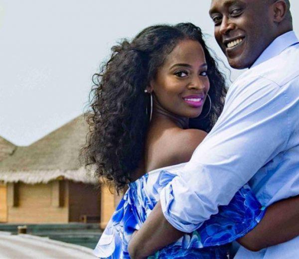 Real Housewives of Atlanta Actress Shamea Morton and Her Kenyan Husband Gerald Mwangi Expecting their First Child