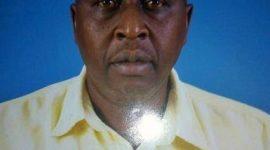 Transition Death Announcement Memorial Service of BernardTari Njenga of Kenya brother to Baba Njenja/Mama Njenga of Malden,Massachusetts