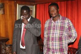 Raila Odinga demands investigation over the killing of Jacob Juma