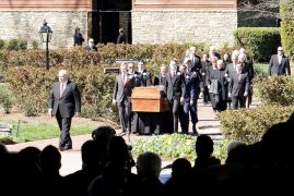Touching Moments from Billy Graham's Funeral (Video)