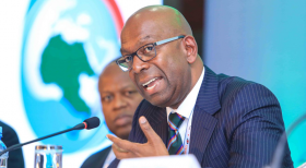 Safaricom CEO Bob Collymore Named Africa Investor CEO of the Year