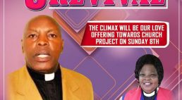 3 Days of Revival:Calvary Evangelical Church (CEC) April 6th-8th 2018 Hos:Rev Charles Kihiko  Guest Preacher:Bishop Zippora Mombasa,Kenya