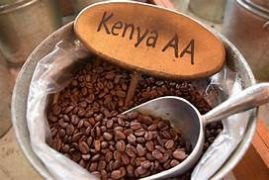 You could be drinking coffee from Kenya