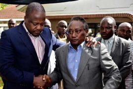 Nderitu Gachagua deputy to be sworn in as Nyeri governor Monday