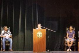 Cynthia Wambua's Senior Speech @Laurel School