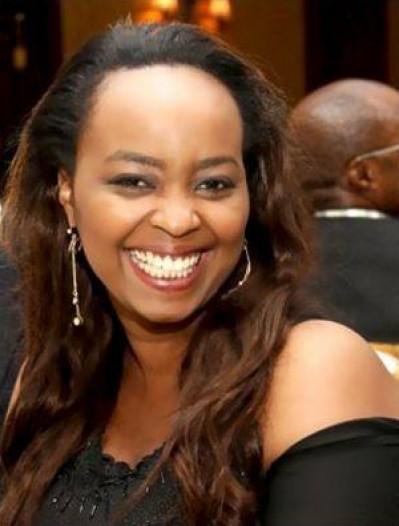 Former KTN anchor Cynthia Nyamai Tells why she used 2.4M in Villa Rosa Kempinski