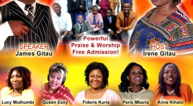 Joy of Praise Celebration (Kigooco) coming up on April 5, Mark Your Calendar