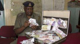 Fake bank notes top list of fraud in Kenya