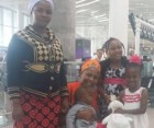 Baby Fidelis Muthoni arrives in Canada for bone defect surgery