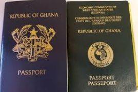 Ghana Mission in New York Installs New Passport Machine