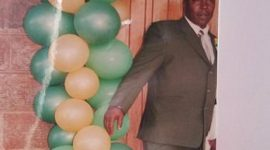 TRANSITION/DEATH ANNOUNCEMENT/Memorial Service  of David Gikonyo,father to Susan Gikonyo of Lowell,Massachusetts