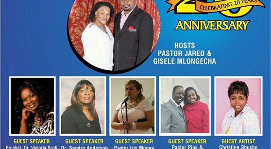 International Gospel Church 2018 Women's & Believers Empowerment Conference Thur 24th May to Sunday 27th May 2018