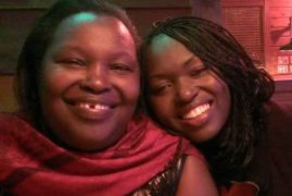 Ultimate New years gift for Kenyan Mother in Lowell as Daughter plans to donates kidney