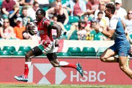 Kenya Sevens win Challenge Trophy