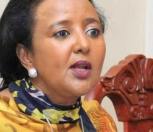 CS Amina Mohammed Asks Graduates to Apply for National Volunteer Programme