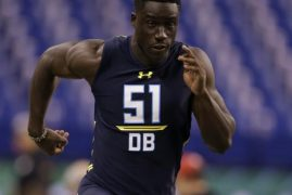 Jack Tocho, a Son of Kenyan Immigrants, Drafted into the NFL by Minnesota Vikings