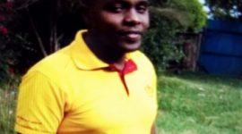 Transition/Death Announcement/Memorial Service of  John Muriuki Macharia (CIC.UG) (son to Mrs. Lydiah Muriuki of Marlborough MA)