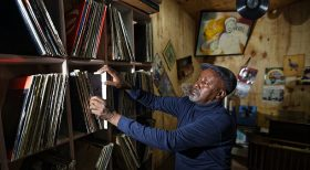 'Vinyl is king!': Why Kenya is having a record revival