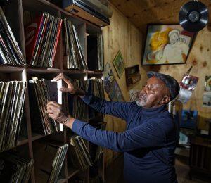 'Vinyl is king!': Why Kenya is having a record revival