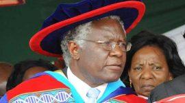 Kenyan-born Harvard scholar Calestous Juma dies in US