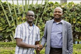 MP Kuria endorses Kalonzo's son for EALA{Video}