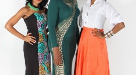 Kenyan Queens,rock at the 2015 Boston Queens Night Gala