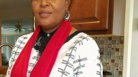 DEATH ANNOUNCEMENT OF LUCY KARURI (MAMA WAMBUI) OF PEADODY MASSACHUSETTS