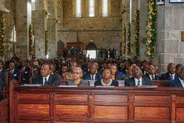President Kenyatta leads Kenyans in emotional send off for pluralist democracy icon, Kenneth Matiba