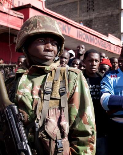 AUSTRALIA WARNS OF POSSIBLE ATTACKS IN KENYA