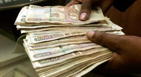 Kenya shilling slides against dollar amid low trading