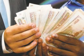 Kenyan shilling breaches key level to hover at new 3-year lows