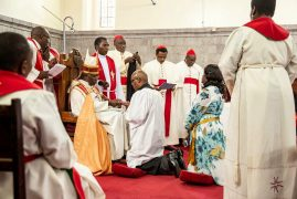 Ordination of Diaspora servant at St. Stephen's Cathedral Jogoo Road Nairobi, Kenya (photos)