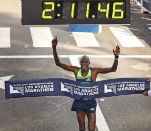L.A. Marathon live updates: Kenya's Weldon Kirui, Ethiopia's Sule Utura Gedo take elite wins