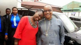 Emmy Kosgei Shares Pics Of Her Mansion In Lagos…Her Man Is Treating Emmy Like A Queen