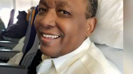 TRANSITION/DEATH ANNOUNCEMENT/ Mr Joseph Kinuthia Wainaina (Joe), formerly of Nashua NH